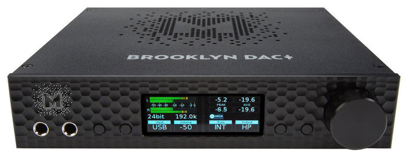 Mytek Digital Brooklyn DAC+ Black