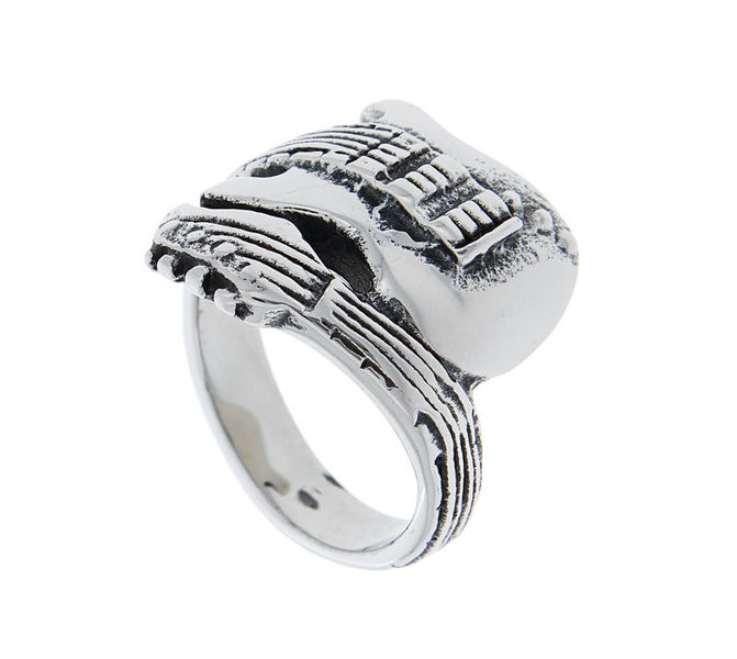 Rockys Ring Guitar Stainless Steel 60