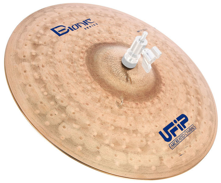 """Ufip 14"""" Bionic Series Hi-Hat"""