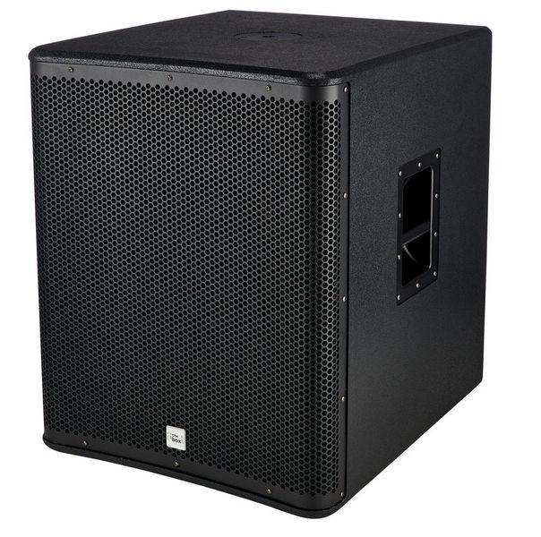 DSP 18 Sub the box pro