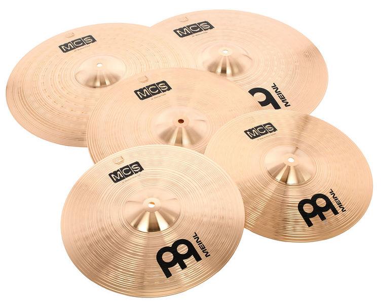 Meinl MCS Cymbal Set Pro limited