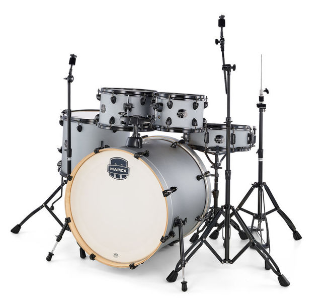 Mapex Storm Rock Set Iron Grey