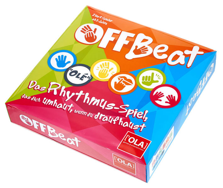 "Baff ""OffBeat"" Rhythm Game"