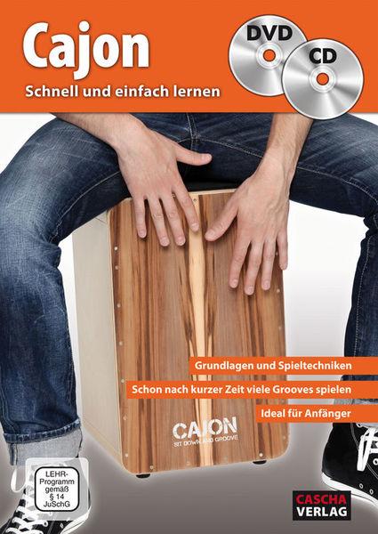 Cascha Verlag Cajon Schnell und einfach
