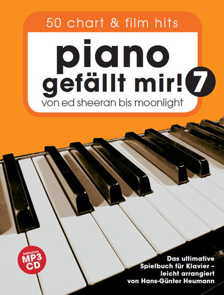 Piano gefällt mir! 7+CD Bosworth