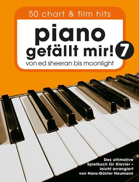 Bosworth Piano gefällt mir! 7 Ring