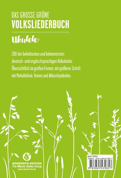 Bosworth Das Volksliederbuch Ukulele