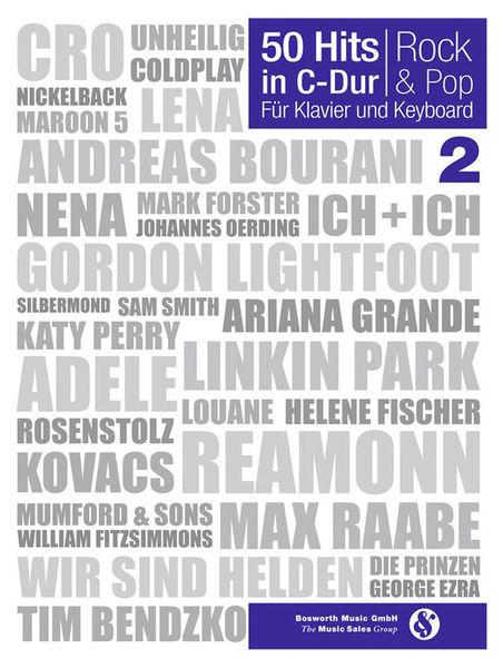 Bosworth 50 Hits in C-Dur: Rock & Pop 2
