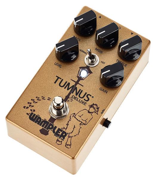 Tumnus Deluxe Overdrive Wampler