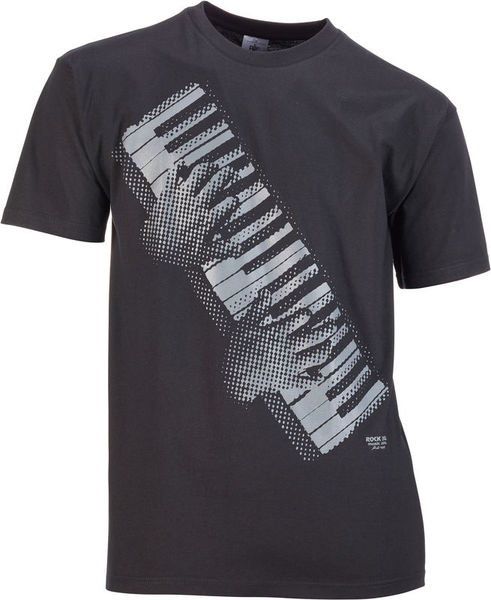 Rock You T-Shirt Piano Player XXL