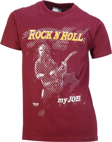 Rock You T-Shirt Rock 'n Roll Bord. XL