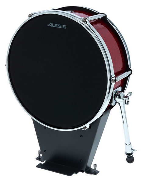 "Alesis Strike 14"" Mesh Head Kick Pad"