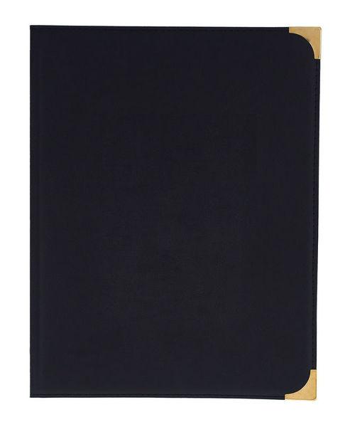 Music Folder Classic Black Rolf Handschuch