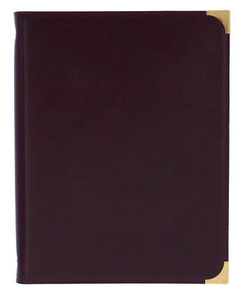 Rolf Handschuch Music Folder Classic Bordeaux