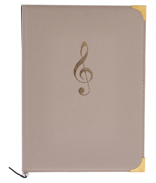 Rolf Handschuch Music Folder Singstar Beige