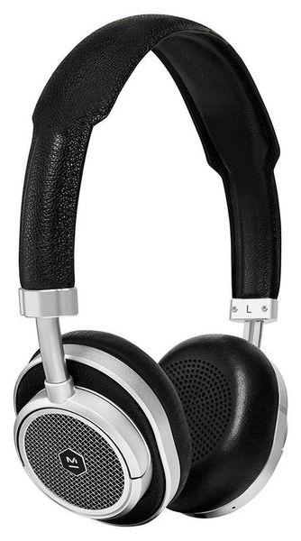 Master & Dynamic MW50 Silver Metal Black