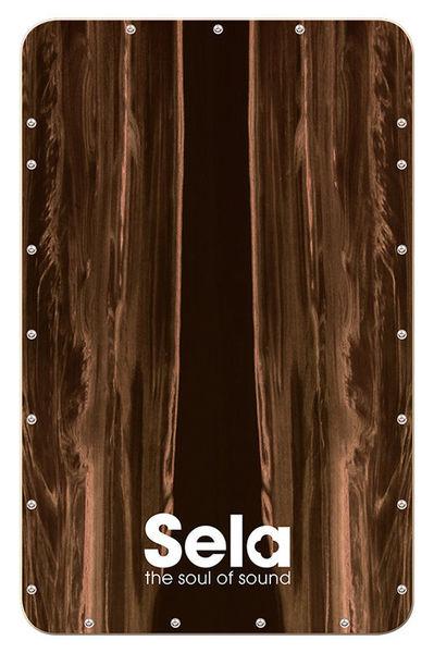 Sela SE 093 Cajon Front Plate Dark