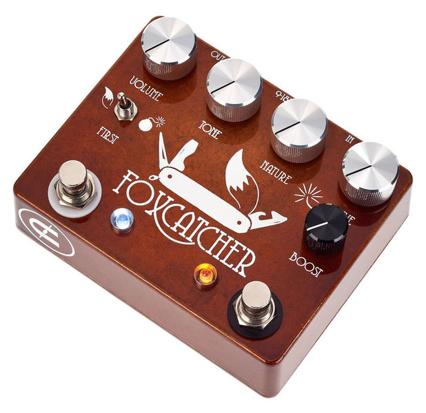 CopperSound Pedals Foxcatcher Overdrive/Boost