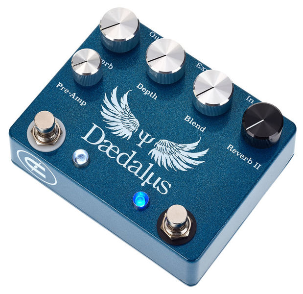 CopperSound Pedals Daedalus Reverb