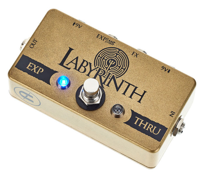 CopperSound Pedals Labyrinth FX Router