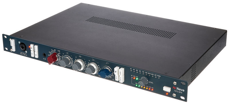 AMS Neve 1073SPX mono preamp & EQ