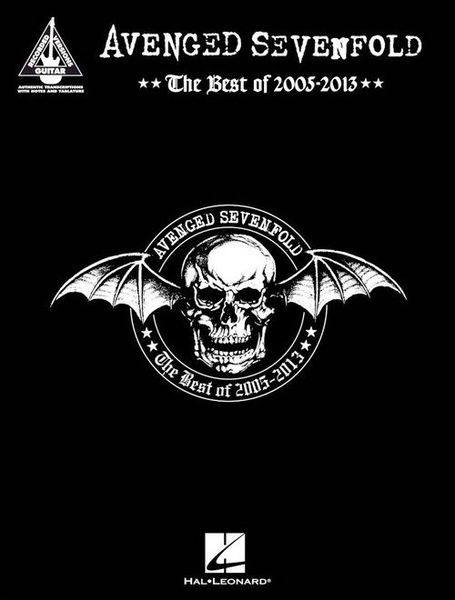 Hal Leonard Avenged Sevenfold: The Best Of
