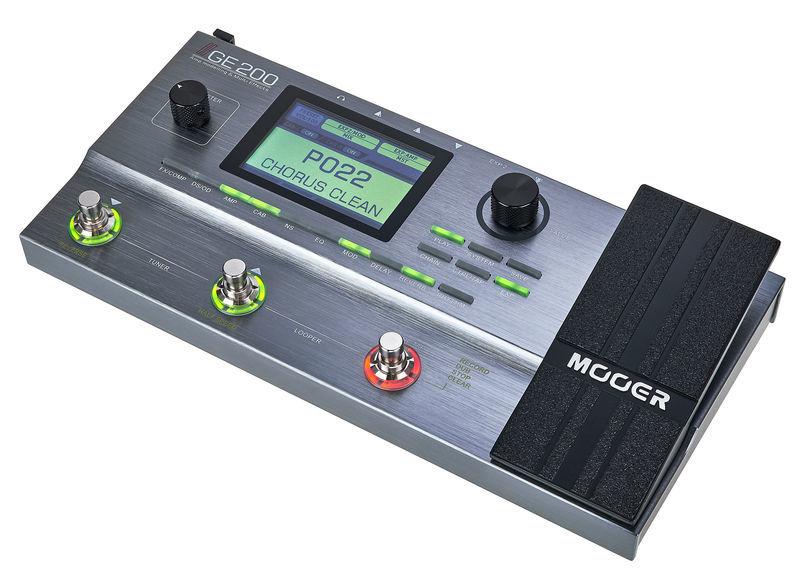 GE 200 Mooer