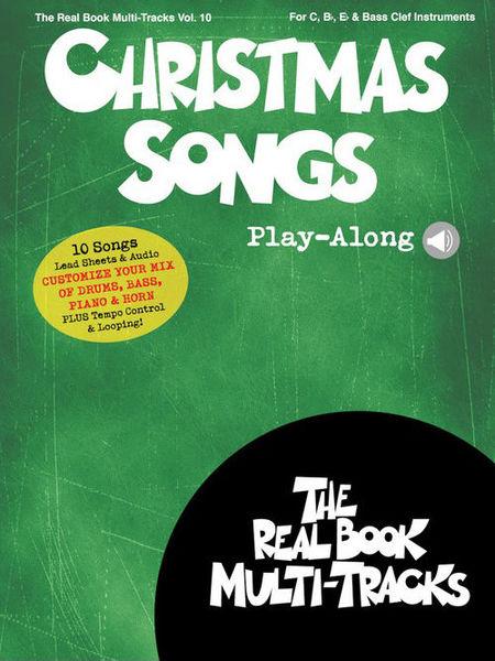 Christmas Songs Play-Along Hal Leonard
