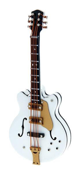 A-Gift-Republic Magnet E-Guitar White