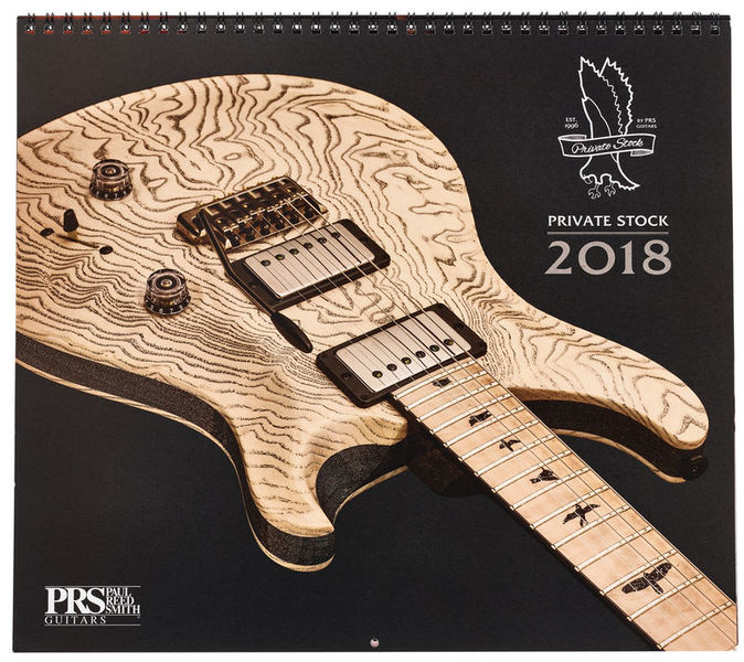 PRS Calendar 2018