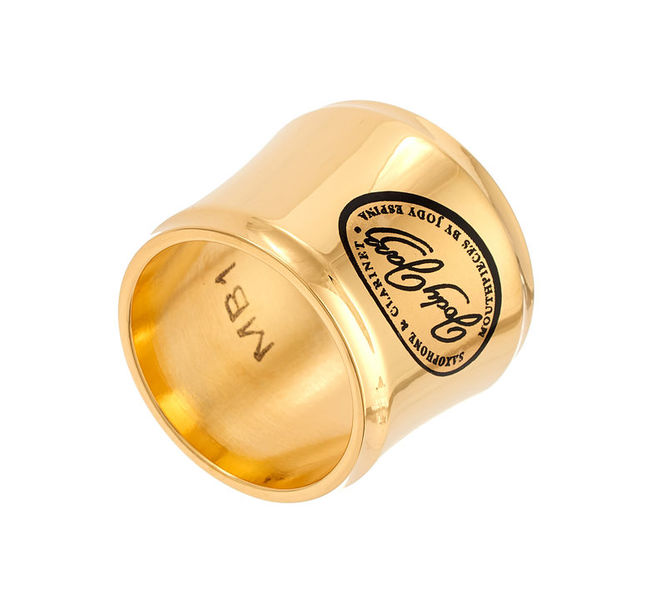 Jody Jazz Power ring MB1