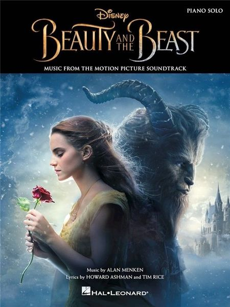 Hal Leonard Beauty And The Beast Piano
