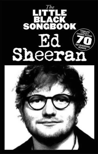 Hal Leonard Little Black Book Ed Sheeran