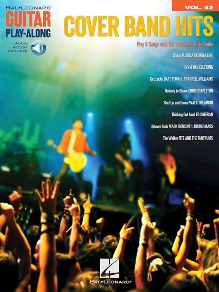 Hal Leonard Guitar Play-Along Cover Band