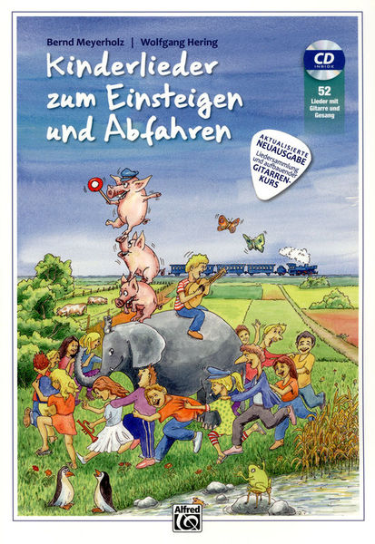 Alfred Music Publishing Kinderlieder zum Einsteigen