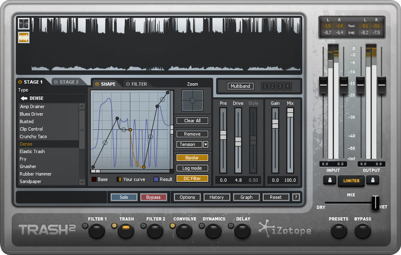 iZotope Trash 2 Expanded