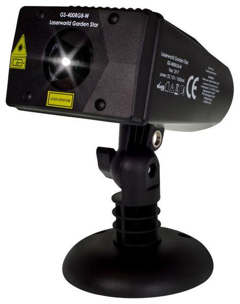 Laserworld GS-400RGB-W IP65 Garden Star