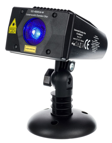 Laserworld GS-400RGB-W IP65 Garden Star
