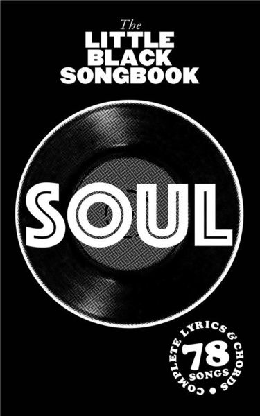 Wise Publications Little Black Book Soul
