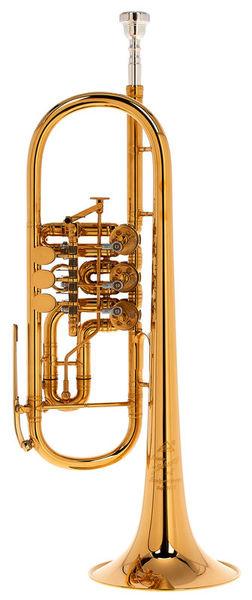 Johannes Scherzer 8217-AU C-Trumpet