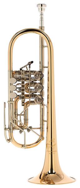 Johannes Scherzer 8217-L C-Trumpet DT + UK