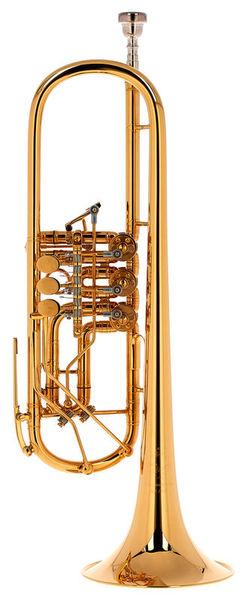 Johannes Scherzer 8218-AU Bb-Trumpet DT + UK