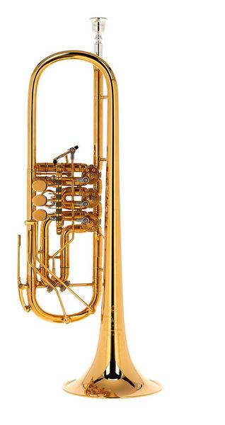 Johannes Scherzer 8218W-AU Bb-Trumpet DT+UK