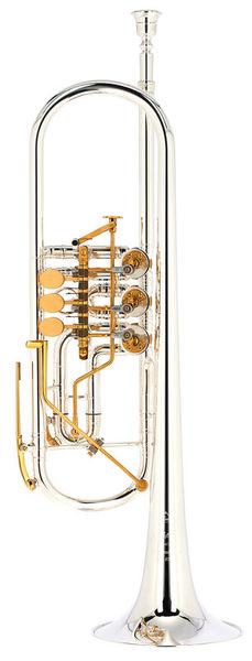 """Johannes Scherzer 8228 """"95 years"""" Bb Trumpet"""