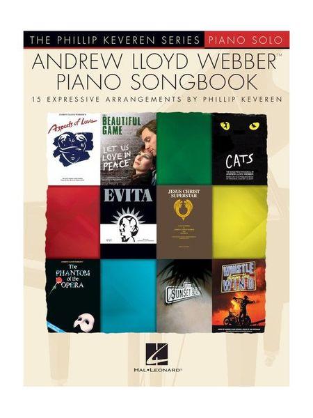 Hal Leonard Andrew Lloyd Webber Piano
