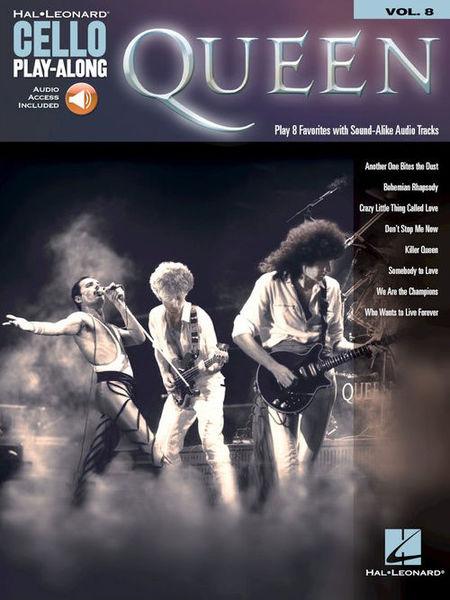 Hal Leonard Queen: Cello Play-Along