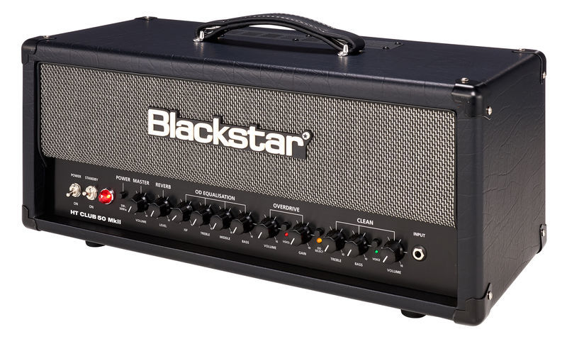 Blackstar HT CLUB 50 Head MkII