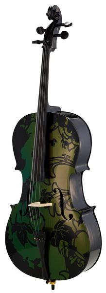 Thomann Mystic Ivy Cello 4/4 BK