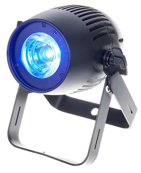 Q-Spot 40 RGBW Black Cameo