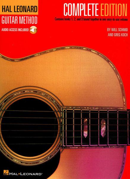 Guitar Methode Complete Audio Hal Leonard